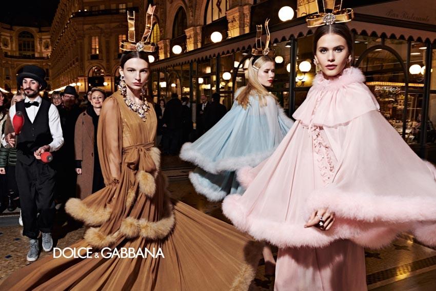Chiến dịch quảng cáo Dolce & Gabbana Thu Đông 2019-2020 - 4