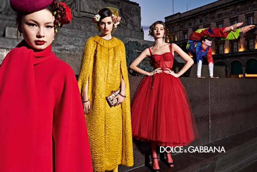 Chiến dịch quảng cáo Dolce & Gabbana Thu Đông 2019-2020 - 5