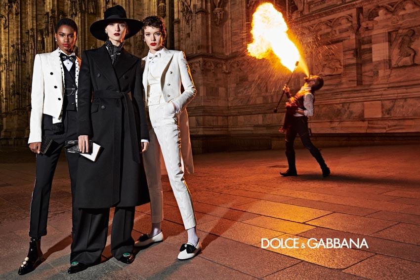 Chiến dịch quảng cáo Dolce & Gabbana Thu Đông 2019-2020 - 6