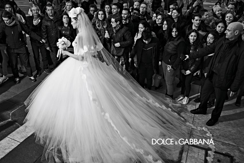Chiến dịch quảng cáo Dolce & Gabbana Thu Đông 2019-2020 - 7