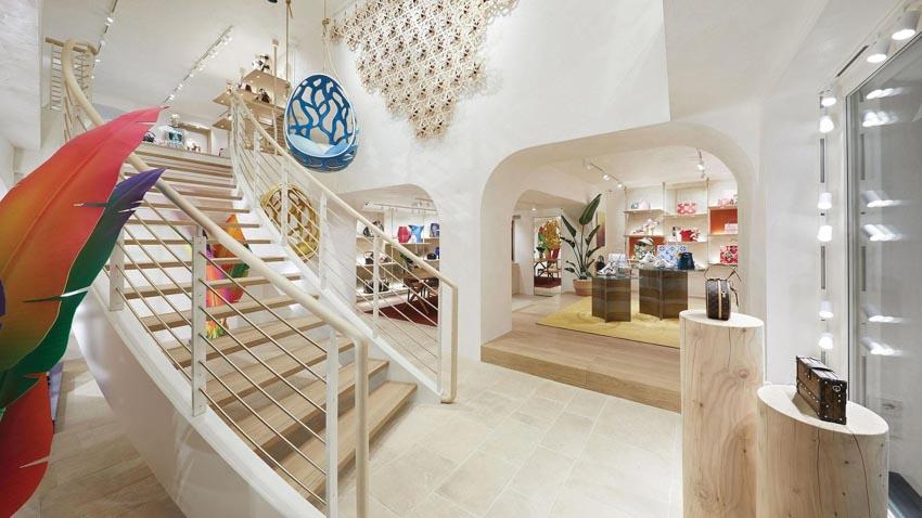 Cửa hàng Louis Vuitton mới ở Porto Cervo - 4