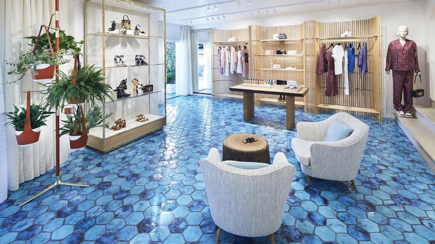 Cửa hàng Louis Vuitton mới ở Porto Cervo - 5