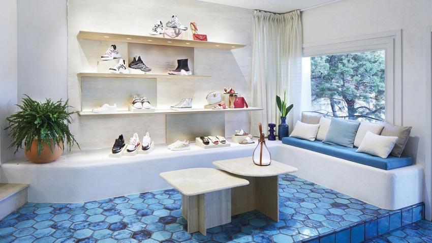 Cửa hàng Louis Vuitton mới ở Porto Cervo - 6