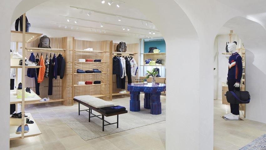 Cửa hàng Louis Vuitton mới ở Porto Cervo - 8