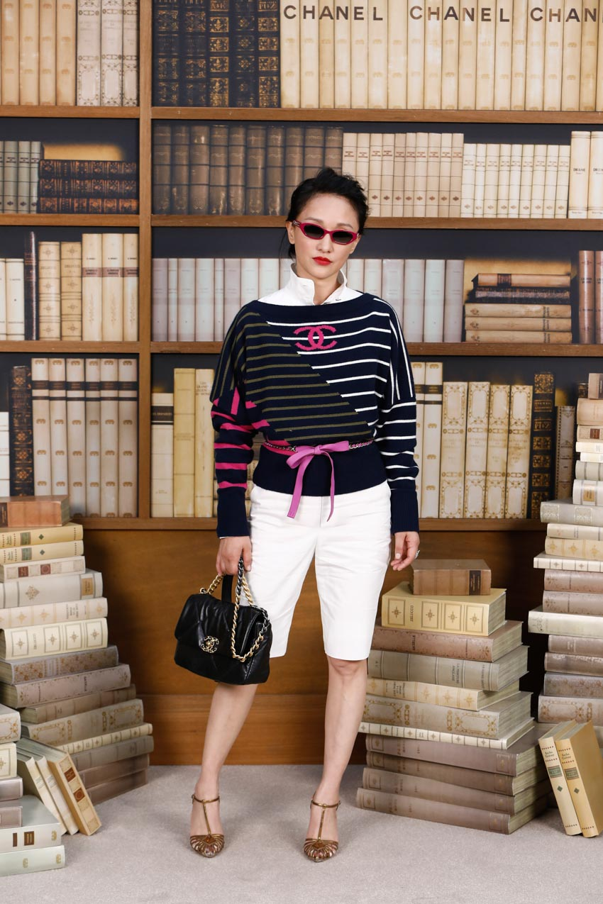 Dàn sao nổi tiếng thế giới tham dự buổi trình diễn BST Chanel Haute Couture Thu Đông 2019/2020 đầu tiên của Virginie Viard - 2