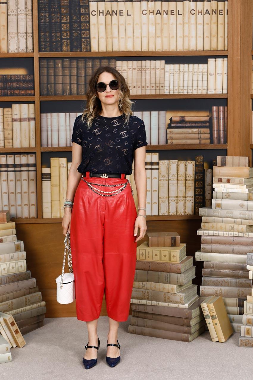 Dàn sao nổi tiếng thế giới tham dự buổi trình diễn BST Chanel Haute Couture Thu Đông 2019/2020 đầu tiên của Virginie Viard - 3