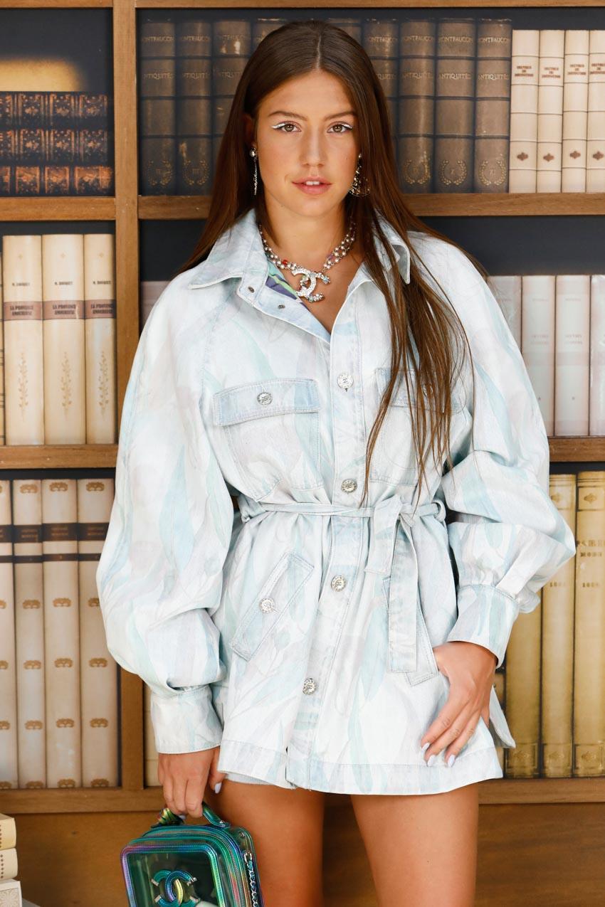 Dàn sao nổi tiếng thế giới tham dự buổi trình diễn BST Chanel Haute Couture Thu Đông 2019/2020 đầu tiên của Virginie Viard - 5