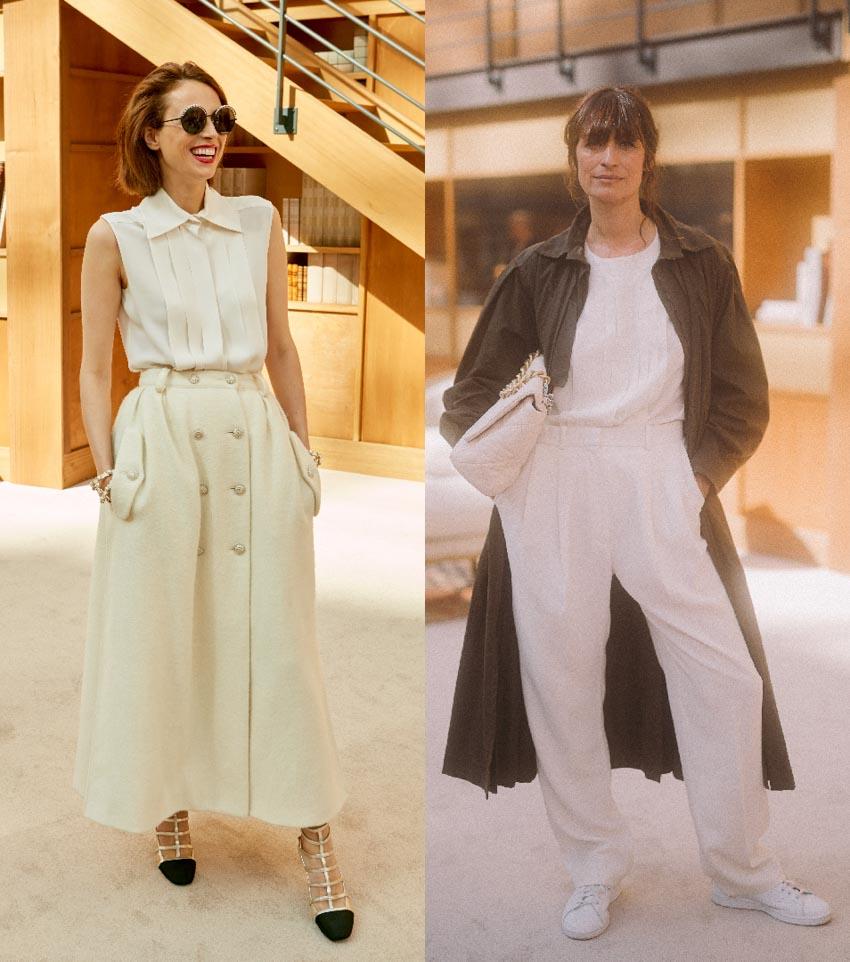 Dàn sao nổi tiếng thế giới tham dự buổi trình diễn BST Chanel Haute Couture Thu Đông 2019/2020 đầu tiên của Virginie Viard - 7
