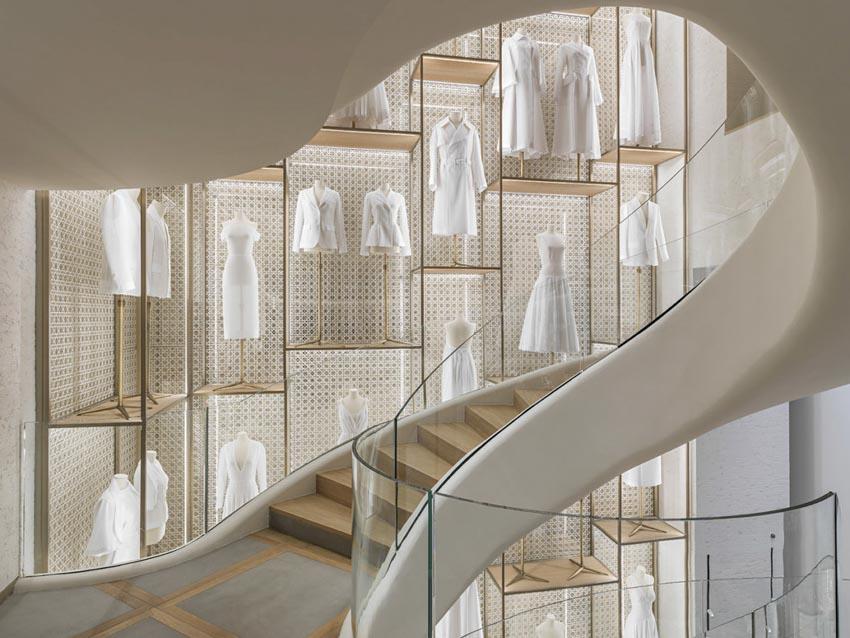 Dior khai trương cửa hàng mới ở đại lộ Champs-Elysées - 2
