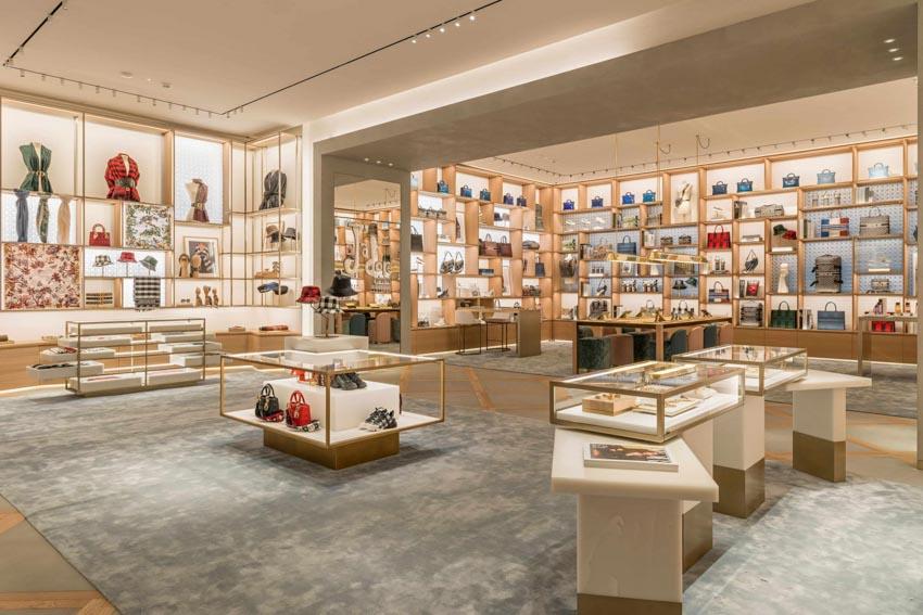 Dior khai trương cửa hàng mới ở đại lộ Champs-Elysées - 4