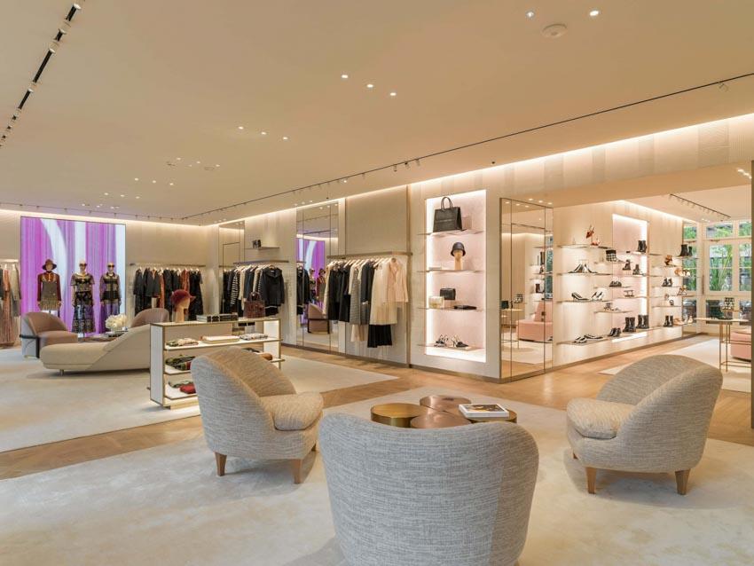 Dior khai trương cửa hàng mới ở đại lộ Champs-Elysées - 6
