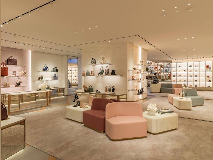 Dior khai trương cửa hàng mới ở đại lộ Champs-Elysées - 7