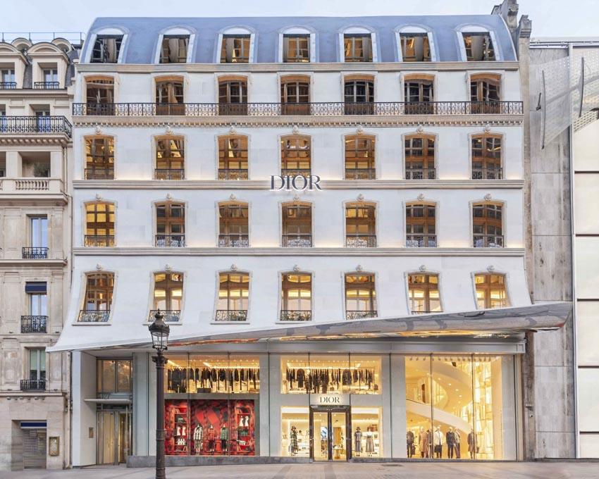 Dior khai trương cửa hàng mới ở đại lộ Champs-Elysées - 8