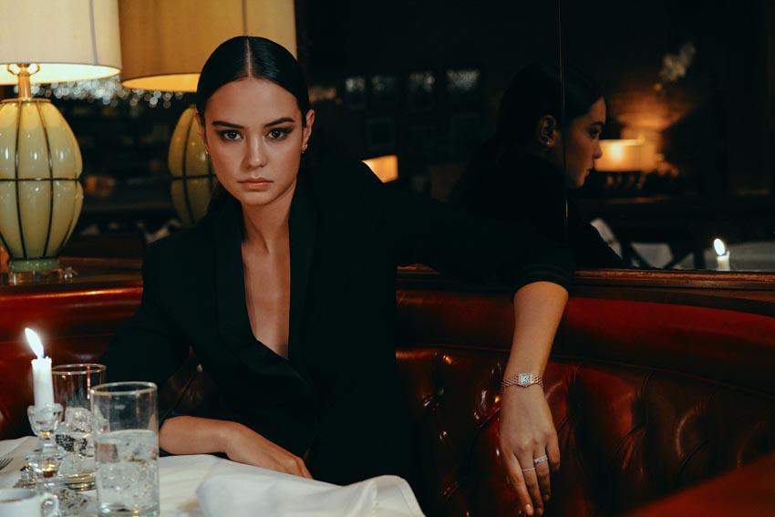 Vẻ đẹp hoàn hảo của chiếc đồng hồ Panthère Cartier - 11