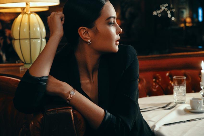Vẻ đẹp hoàn hảo của chiếc đồng hồ Panthère Cartier - 3