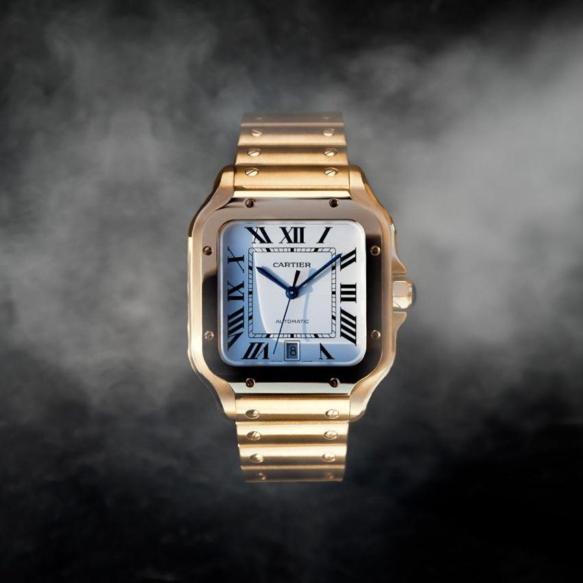 Phiên bản mới của đồng hồ Santos de Cartier - 5