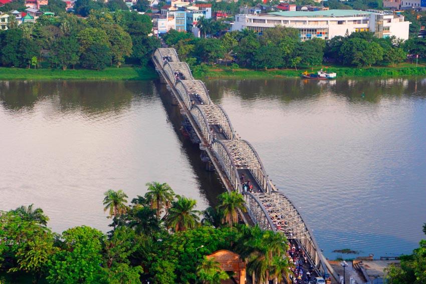 Hồi ức Hương Giang - Dòng sông Hương xứ Huế - 2