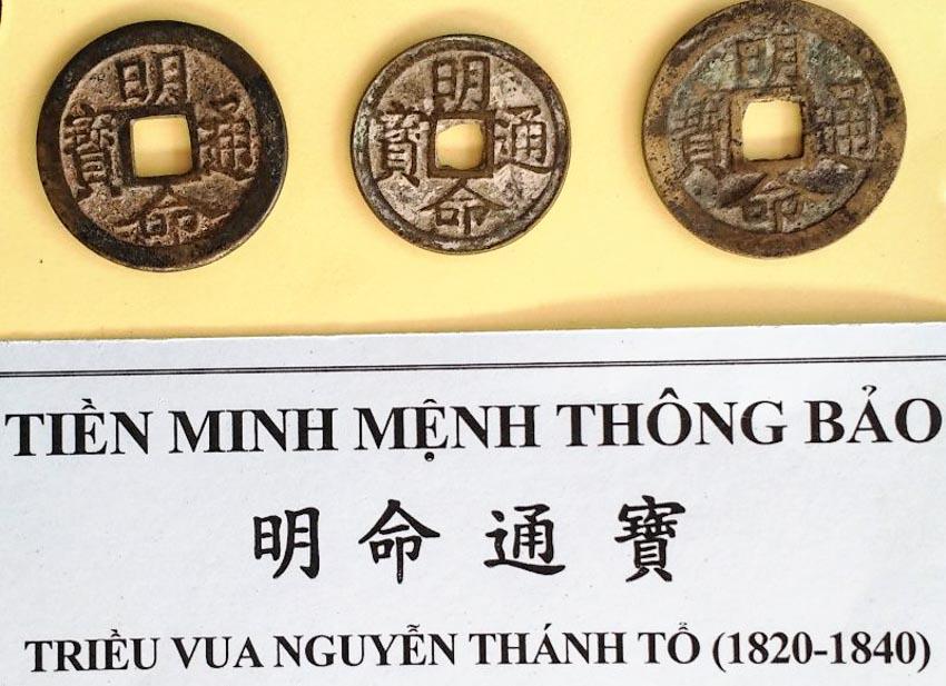 Sự lý thú nhìn từ... đồng tiền Việt Nam - 10