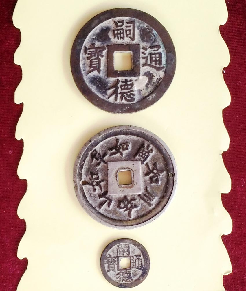 Sự lý thú nhìn từ... đồng tiền Việt Nam - 11