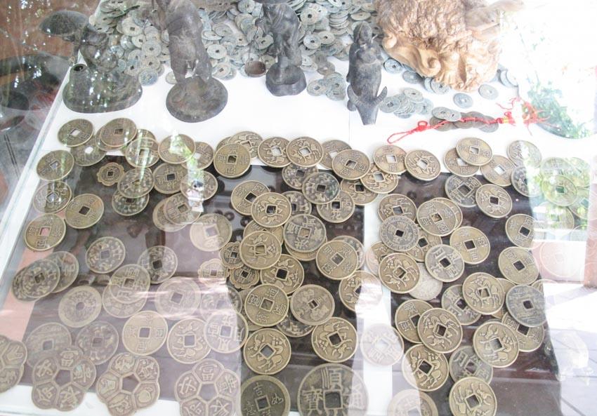 Sự lý thú nhìn từ... đồng tiền Việt Nam - 13