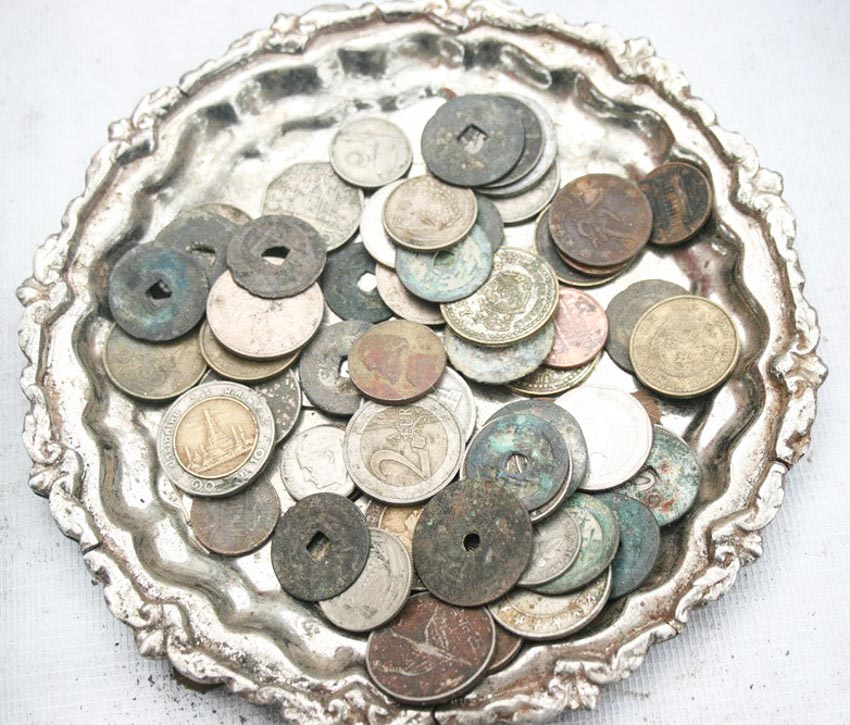 Sự lý thú nhìn từ... đồng tiền Việt Nam - 15