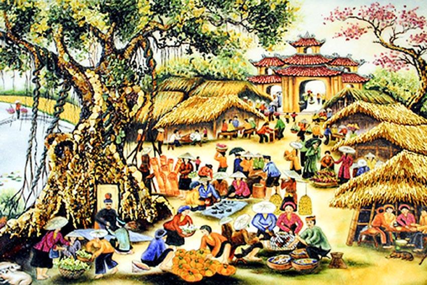 Sự lý thú nhìn từ... đồng tiền Việt Nam - 18
