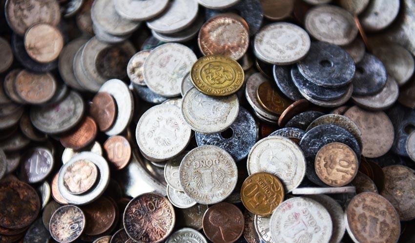 Sự lý thú nhìn từ... đồng tiền Việt Nam - 3