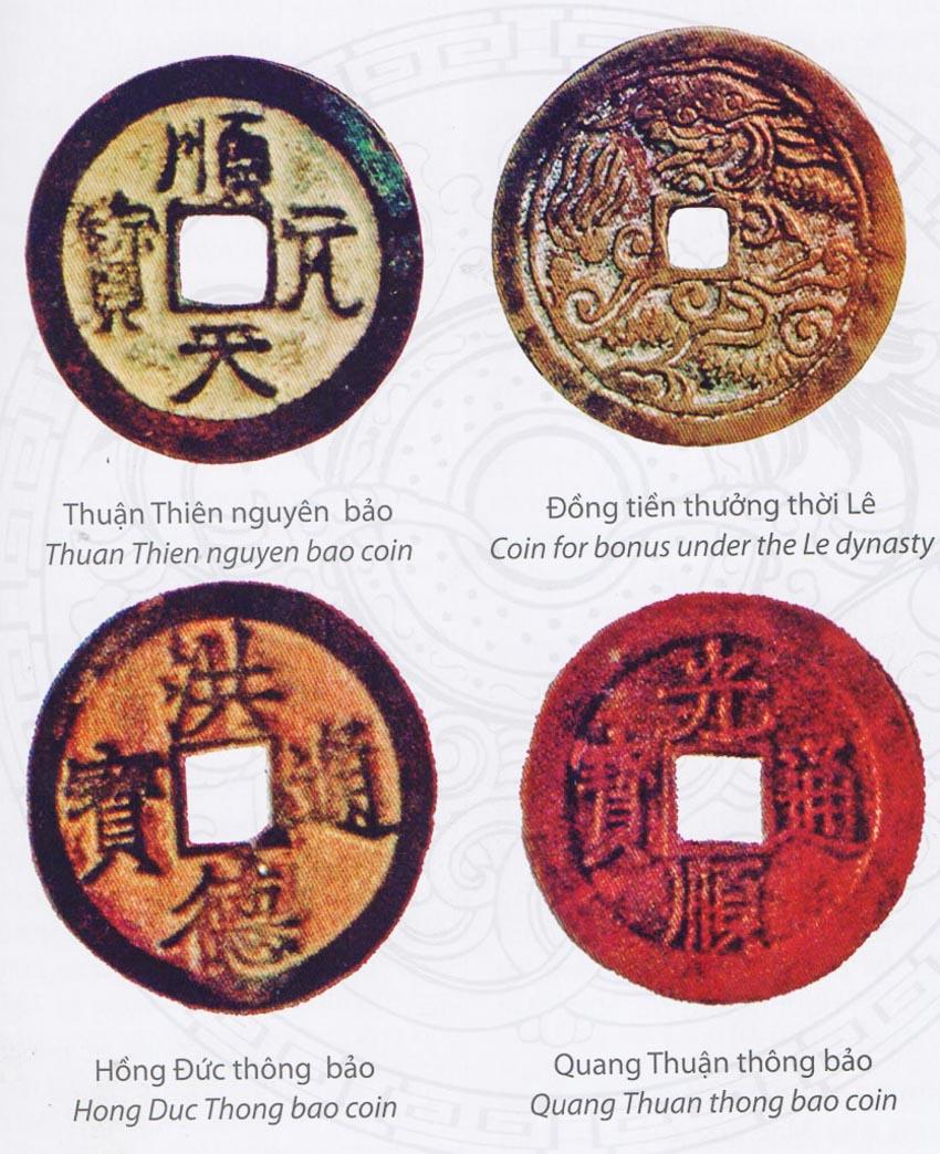 Sự lý thú nhìn từ... đồng tiền Việt Nam - 4
