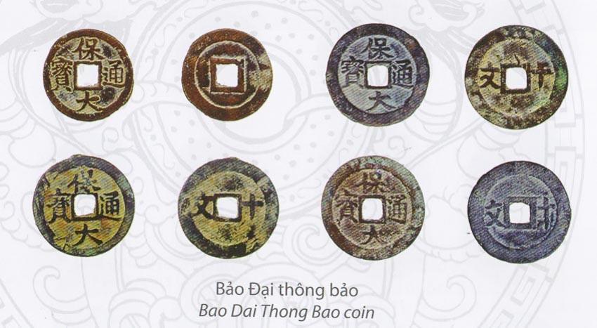 Sự lý thú nhìn từ... đồng tiền Việt Nam - 5