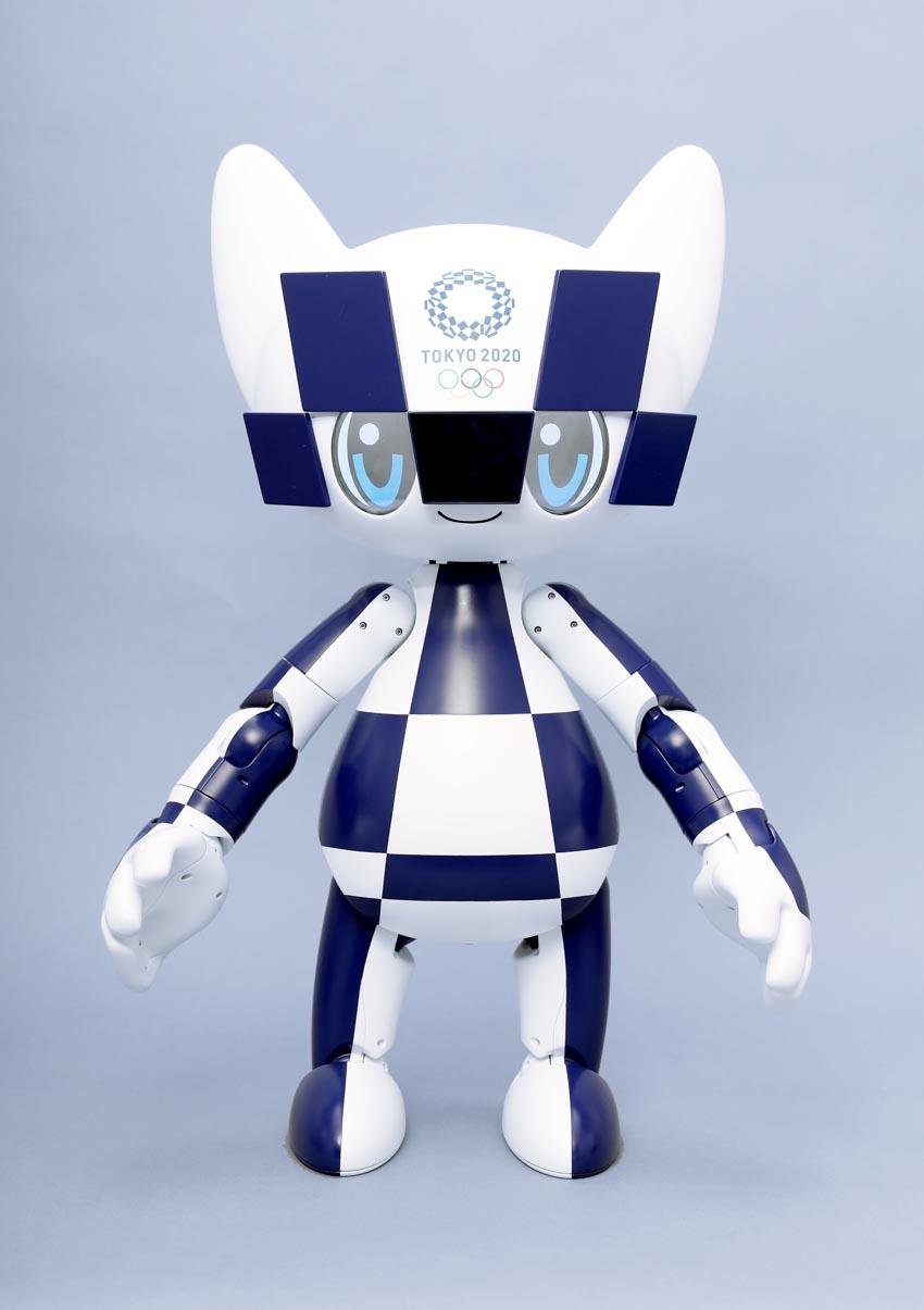 Dự án Robot Tokyo 2020 - Thế vận hội Olympic và Paralympic Tokyo 2020 - 1