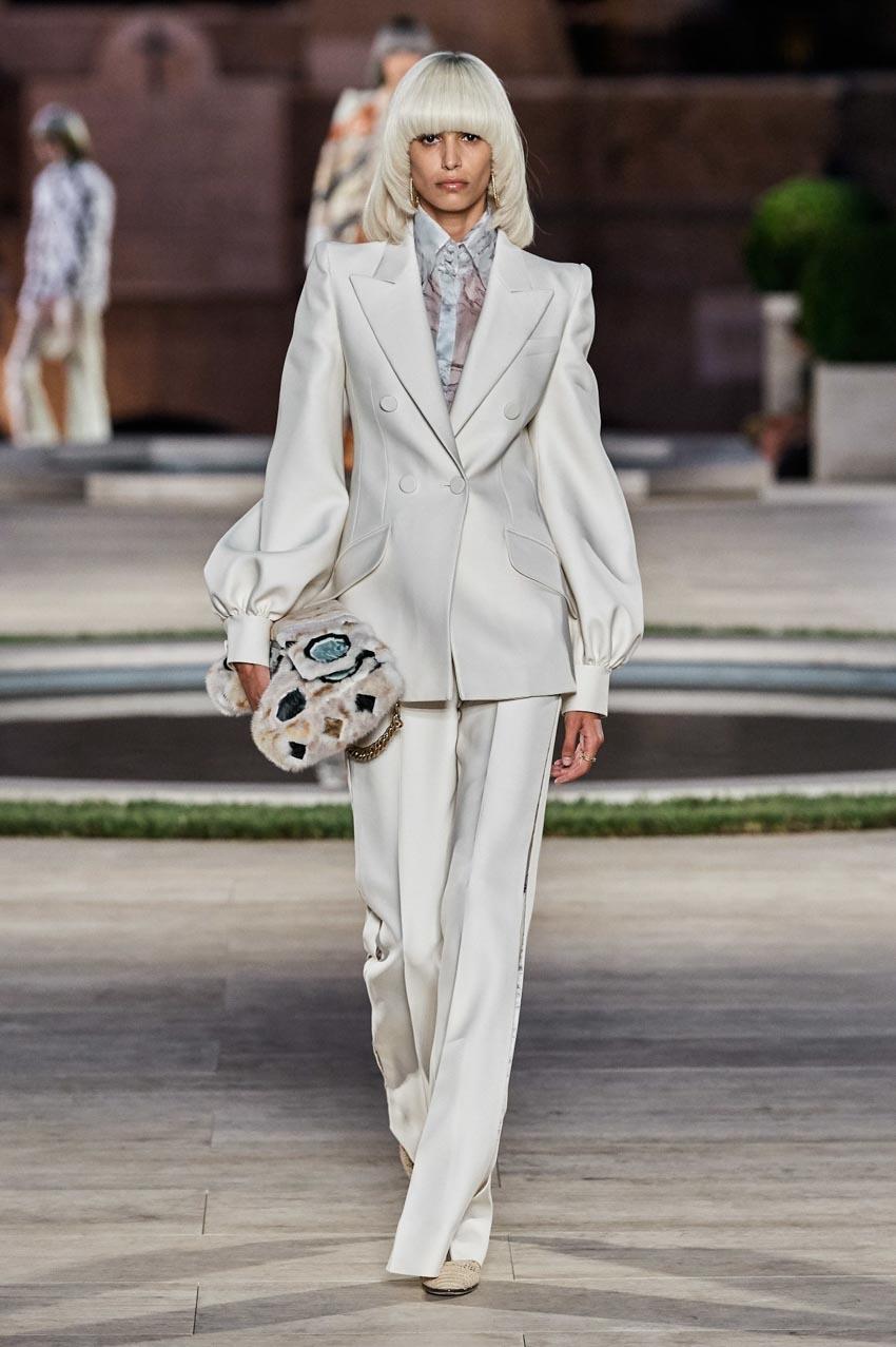 Fendi Haute Couture Thu-Đông 2019 Thập niên 70 hoàng kim - 3