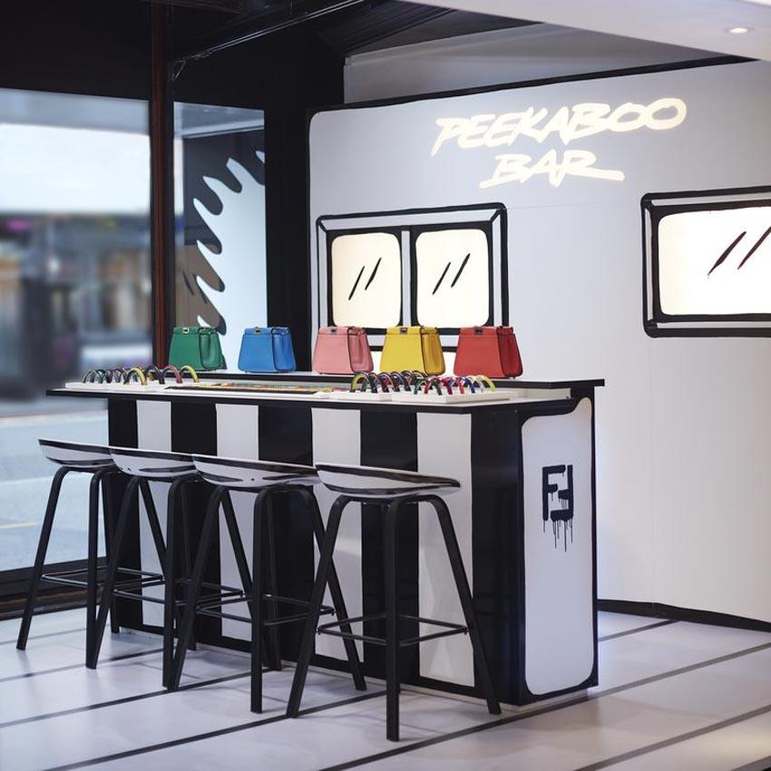 Fendi khai trương tiệm cafe đặc biệt tại Harrods, Luân Đôn - 5