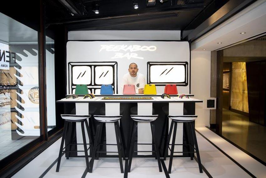 Fendi khai trương tiệm cafe đặc biệt tại Harrods, Luân Đôn - 8