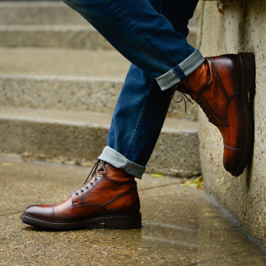 Giày cho nam giới - Thời trang và tiện dụng - 4