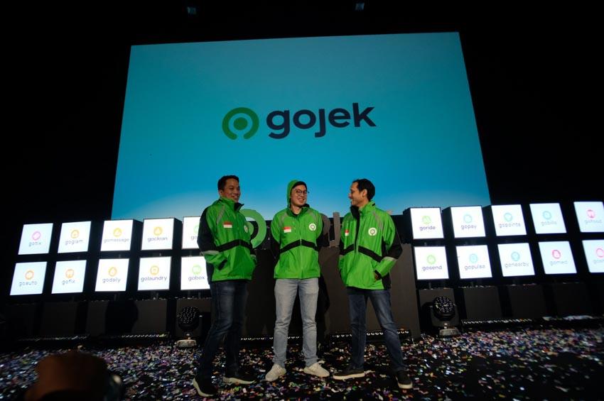 Gojek làm mới thương hiệu, phản ánh định vị siêu ứng dụng - 1
