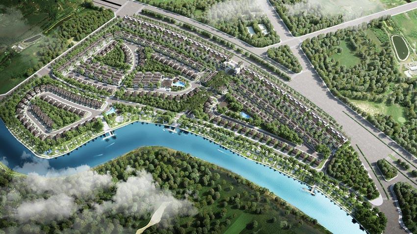 GS E&C ra mắt siêu đô thị thông minh ZEITGEIST tại Nhà Bè - 1