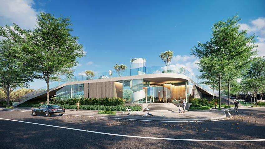 GS E&C ra mắt siêu đô thị thông minh ZEITGEIST tại Nhà Bè - 3