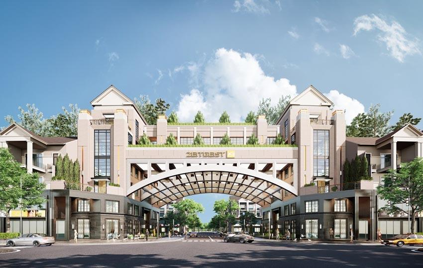 GS E&C ra mắt siêu đô thị thông minh ZEITGEIST tại Nhà Bè - 5