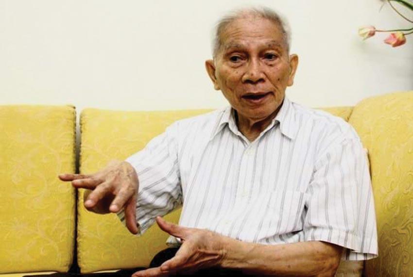 GS Hoàng Tuỵ - cây đại thụ của ngành toán học qua đời ở tuổi 92 - 1