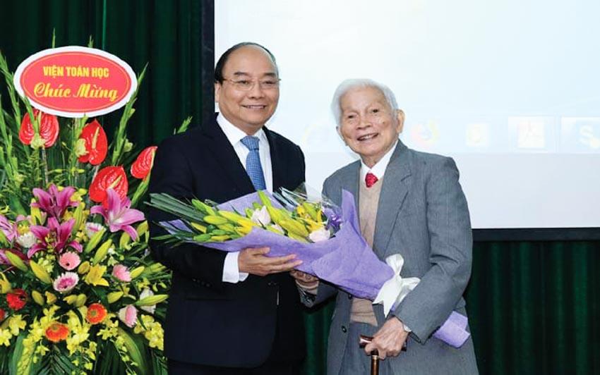 GS Hoàng Tuỵ - cây đại thụ của ngành toán học qua đời ở tuổi 92 - 2