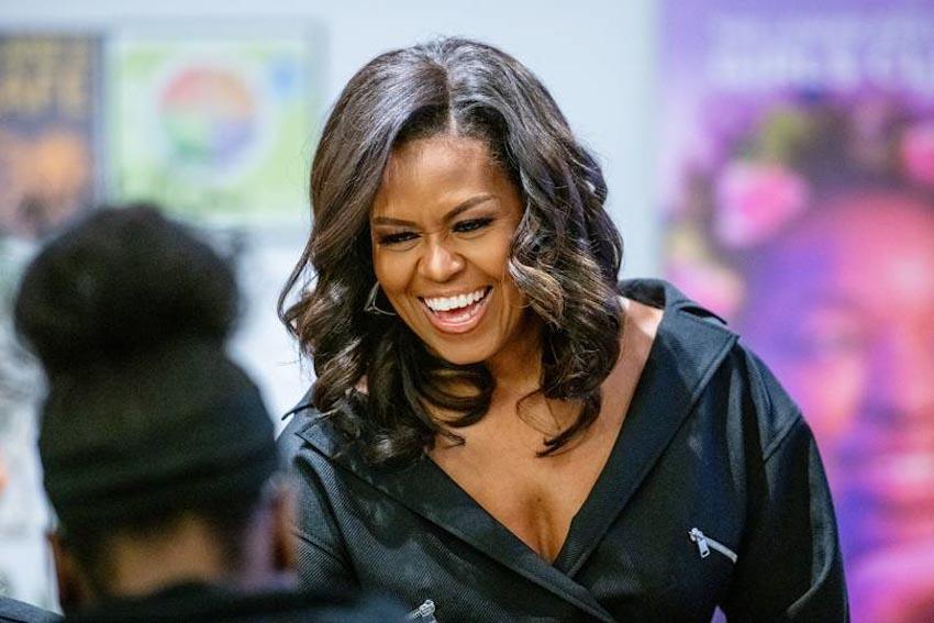 Hồi ký của Michelle Obama - 4