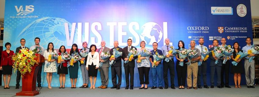 Hội nghị giảng dạy tiếng Anh VUS TESOL 2019 - 2