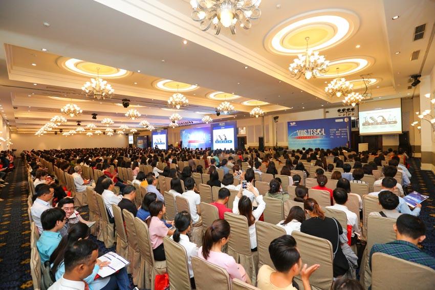 Hội nghị giảng dạy tiếng Anh VUS TESOL 2019 - 3