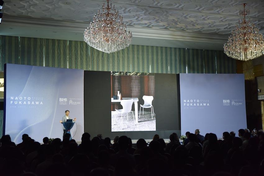 Giao lưu với nhà thiết kế Naoto Fukasawa tại Hội thảo Design Talk - 2