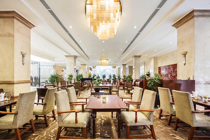 Khách sạn Rex giới thiệu 6 combo BUSINESS LUNCH 4
