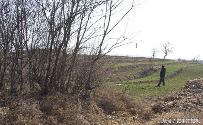 Truy tìm bọn đào trộm khu mộ Tần Đông Lăng - 2