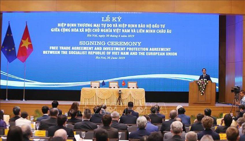 Ký kết Hiệp định Thương mại Tự do EU - Việt Nam: Bước ngoặt lịch sử của cả hai bên - 1