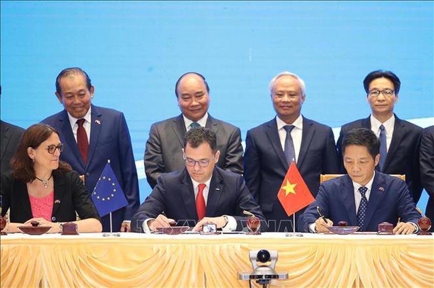 Ký kết Hiệp định Thương mại Tự do EU - Việt Nam: Bước ngoặt lịch sử của cả hai bên - 2