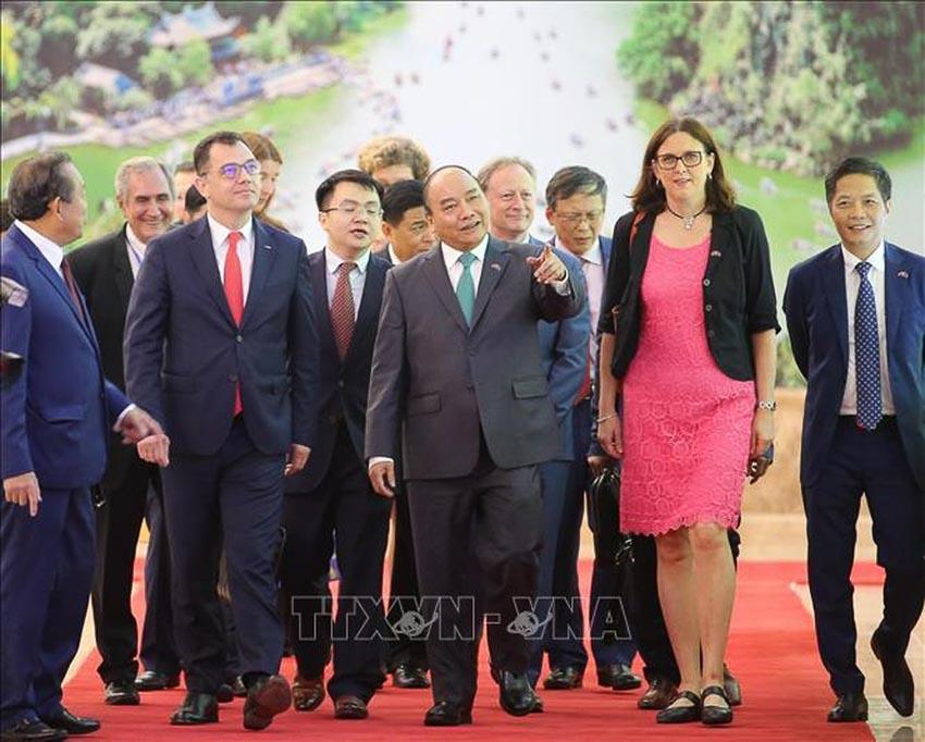 Ký kết Hiệp định Thương mại Tự do EU - Việt Nam: Bước ngoặt lịch sử của cả hai bên - 3