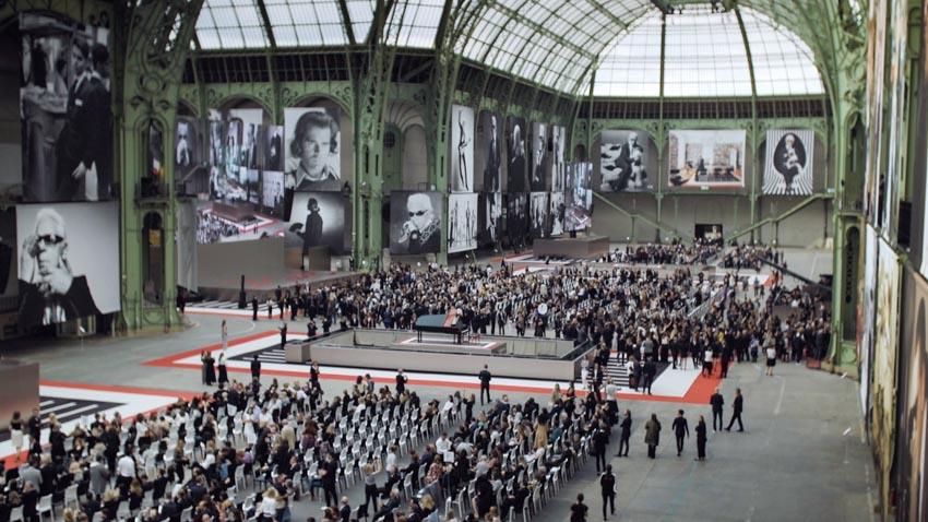 Lễ tưởng niệm NTK Karl Lagerfeld đầy sắc màu Karl for Ever - 4